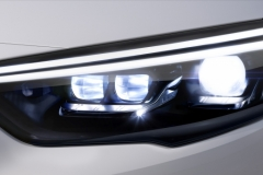 The all-new Opel Insignia Grand Sport features more high-tech, such as next-generation IntelliLux LED® matrix headlights, than any other car in its class.