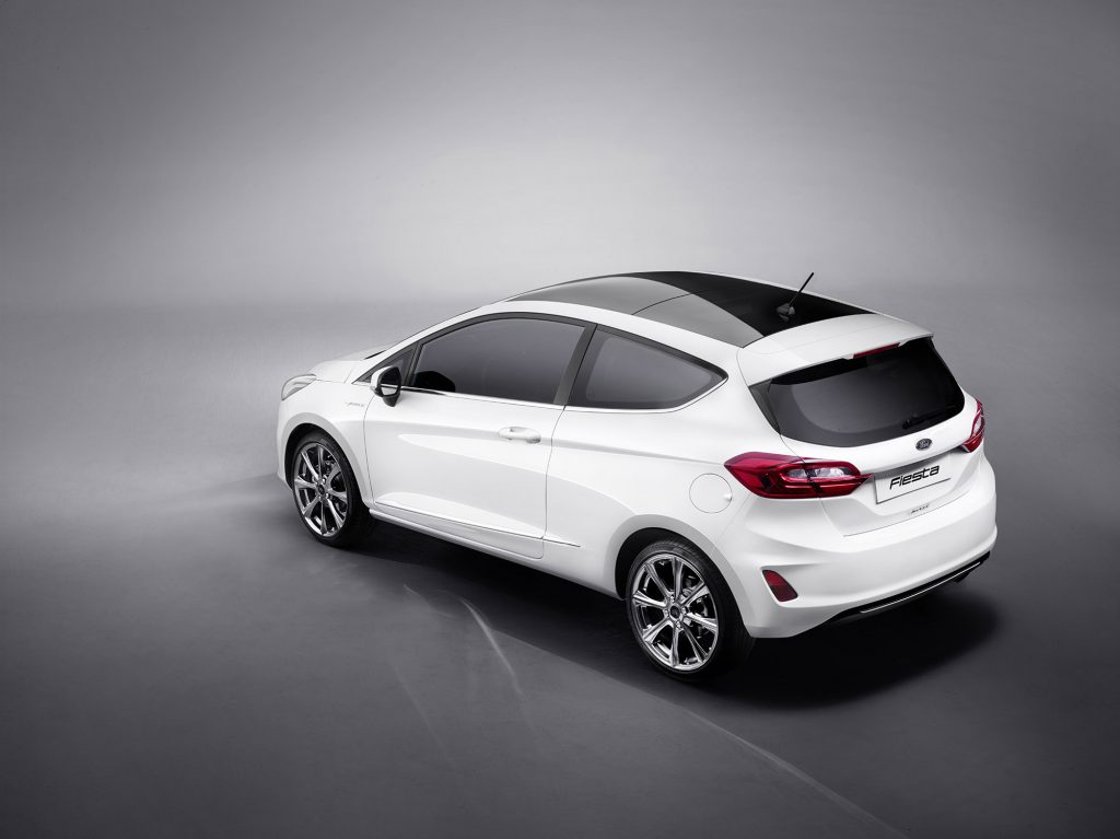 Next Generation Ford Fiesta – World's Most Technologically A